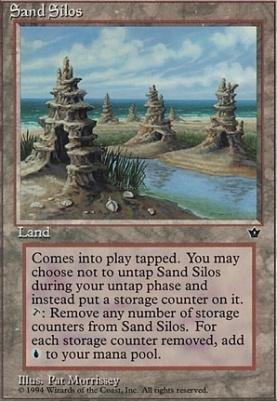 Fallen Empires: Sand Silos