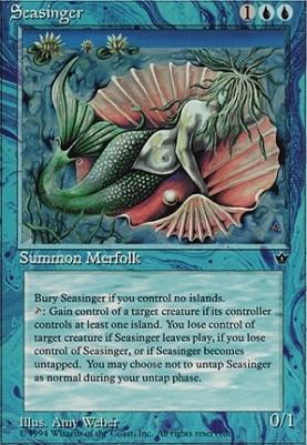 Fallen Empires: Seasinger