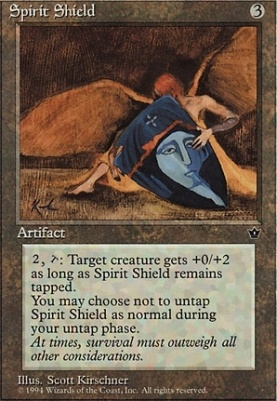 Fallen Empires: Spirit Shield