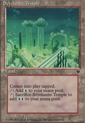 Fallen Empires: Svyelunite Temple