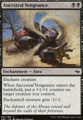 Fate Reforged: Ancestral Vengeance