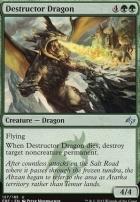 Fate Reforged: Destructor Dragon