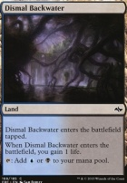 Fate Reforged: Dismal Backwater