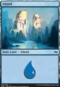 Fate Reforged: Island (178 A)