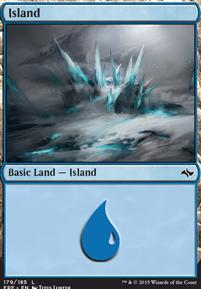 Fate Reforged: Island (179 B)