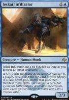Fate Reforged Foil: Jeskai Infiltrator
