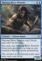 Fate Reforged Foil: Marang River Prowler