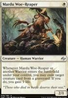 Fate Reforged: Mardu Woe-Reaper