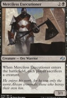 Fate Reforged: Merciless Executioner