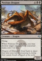 Fate Reforged Foil: Noxious Dragon