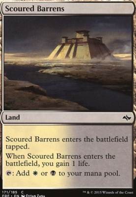 Fate Reforged: Scoured Barrens