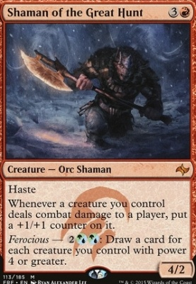 Fate Reforged: Shaman of the Great Hunt