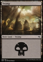 Fate Reforged: Swamp (180 A)