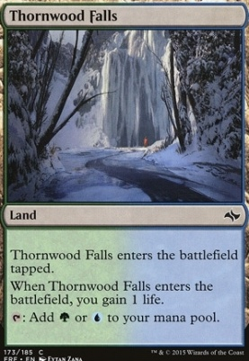 Fate Reforged: Thornwood Falls