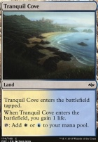 Fate Reforged: Tranquil Cove