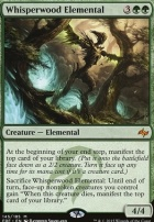 Fate Reforged: Whisperwood Elemental