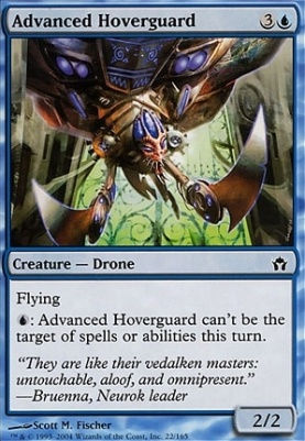 Fifth Dawn Foil: Advanced Hoverguard