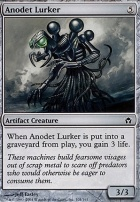 Fifth Dawn Foil: Anodet Lurker