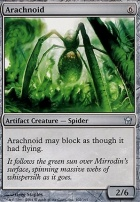 Fifth Dawn Foil: Arachnoid