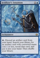 Fifth Dawn Foil: Artificer's Intuition