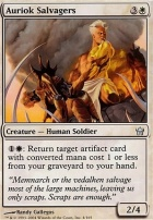 Fifth Dawn Foil: Auriok Salvagers