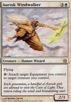 Fifth Dawn Foil: Auriok Windwalker