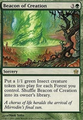 Beacon of Creation NM MTG Fifth Dawn Magic