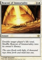 Fifth Dawn Foil: Beacon of Immortality
