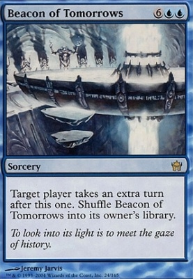 Fifth Dawn Foil: Beacon of Tomorrows