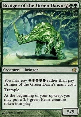 Fifth Dawn: Bringer of the Green Dawn