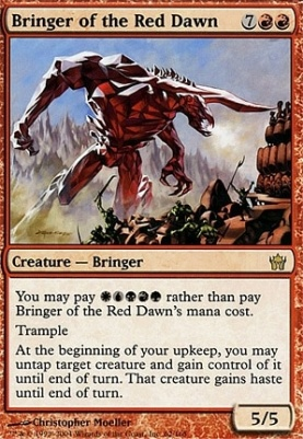 Fifth Dawn: Bringer of the Red Dawn