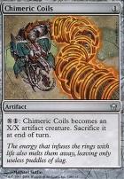 Fifth Dawn Foil: Chimeric Coils