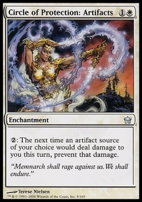 Fifth Dawn: Circle of Protection: Artifacts