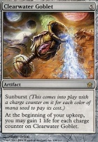 Fifth Dawn Foil: Clearwater Goblet