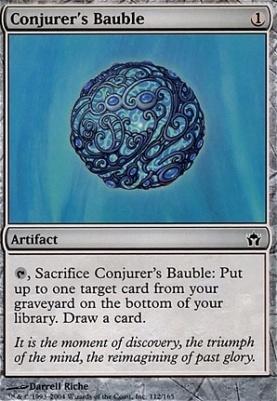 Fifth Dawn: Conjurer's Bauble
