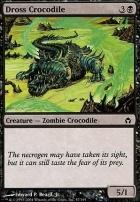 Fifth Dawn Foil: Dross Crocodile
