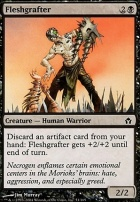 Fifth Dawn Foil: Fleshgrafter