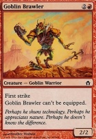 Fifth Dawn Foil: Goblin Brawler