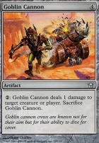 Fifth Dawn: Goblin Cannon