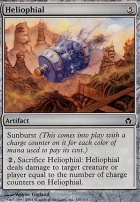 Fifth Dawn Foil: Heliophial