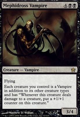 Fifth Dawn: Mephidross Vampire