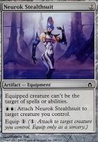 Fifth Dawn Foil: Neurok Stealthsuit