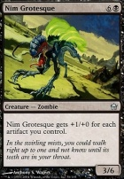 Fifth Dawn: Nim Grotesque