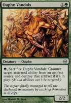 Fifth Dawn Foil: Ouphe Vandals