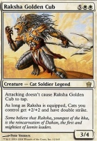 Fifth Dawn: Raksha Golden Cub