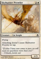 Fifth Dawn Foil: Skyhunter Prowler