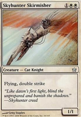 Fifth Dawn Foil: Skyhunter Skirmisher