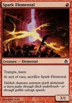 Fifth Dawn: Spark Elemental