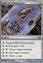 Fifth Dawn: Staff of Domination