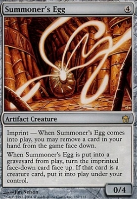 Fifth Dawn: Summoner's Egg